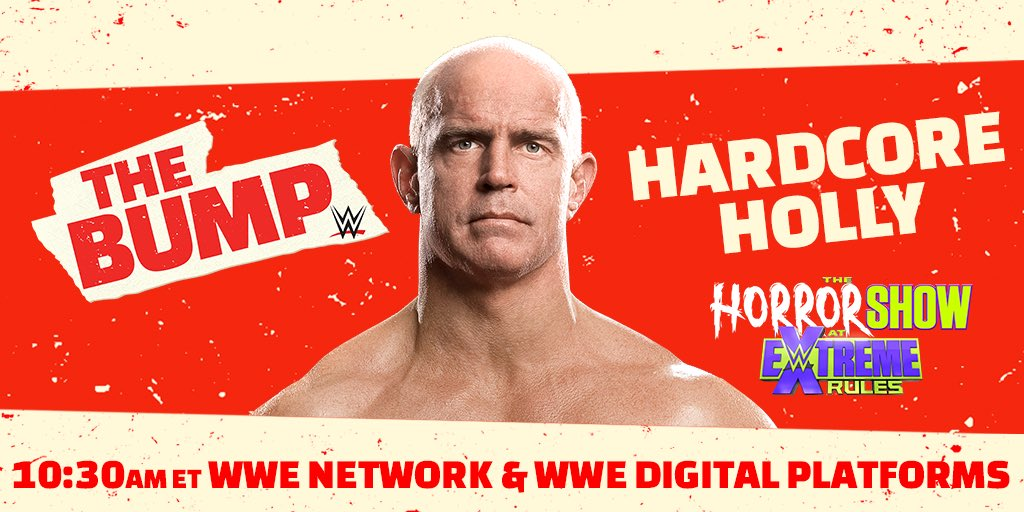 Hardcore Holly, D-Von Dudley, & More Announced For Special Edition Of WWE's The Bump