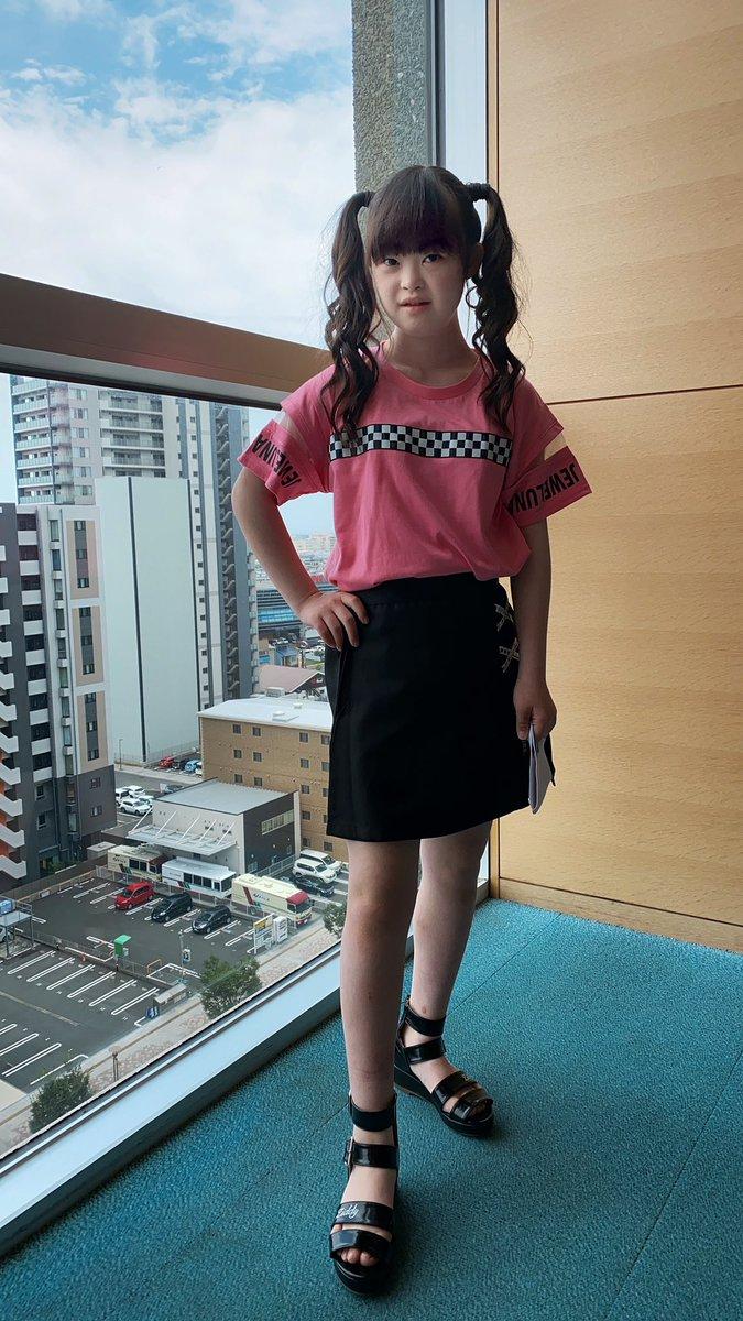 菜 ダウン症 桜 モデル