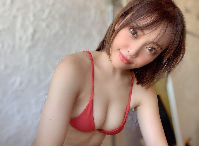 グラビアアイドル石川あんなのTwitter自撮りエロ画像46