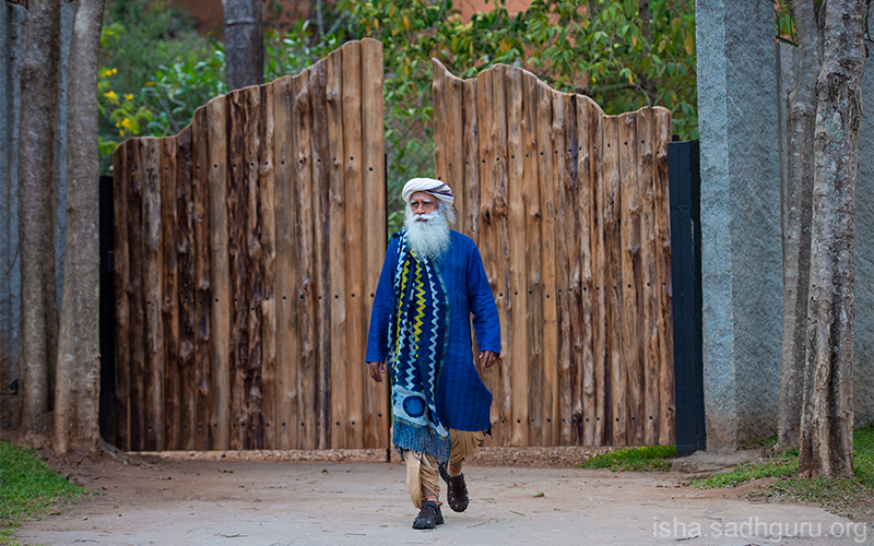 Do not settle for a limited experience of life. Where there is a limitation, there is a possibility of breaking it. #SadhguruQuotes
