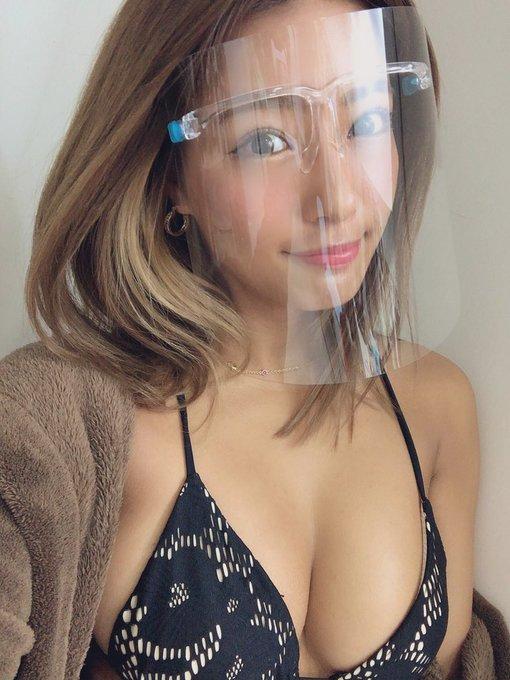 グラビアアイドル橋本梨菜のTwitter自撮りエロ画像37