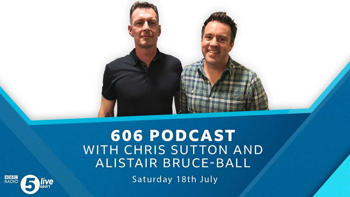 Missed Saturday's #BBC606?  @alibruceball & @chris_sutton73 were taking your calls...  👉 #LUFC's promotion causes a stir 👀 👉 Drama up and down the Championship table 👉 #Wolves fan furious at refereeing decisions  Download the podcast via @BBCSounds | https://t.co/AlolkyKb2P https://t.co/onu7ivfi1j