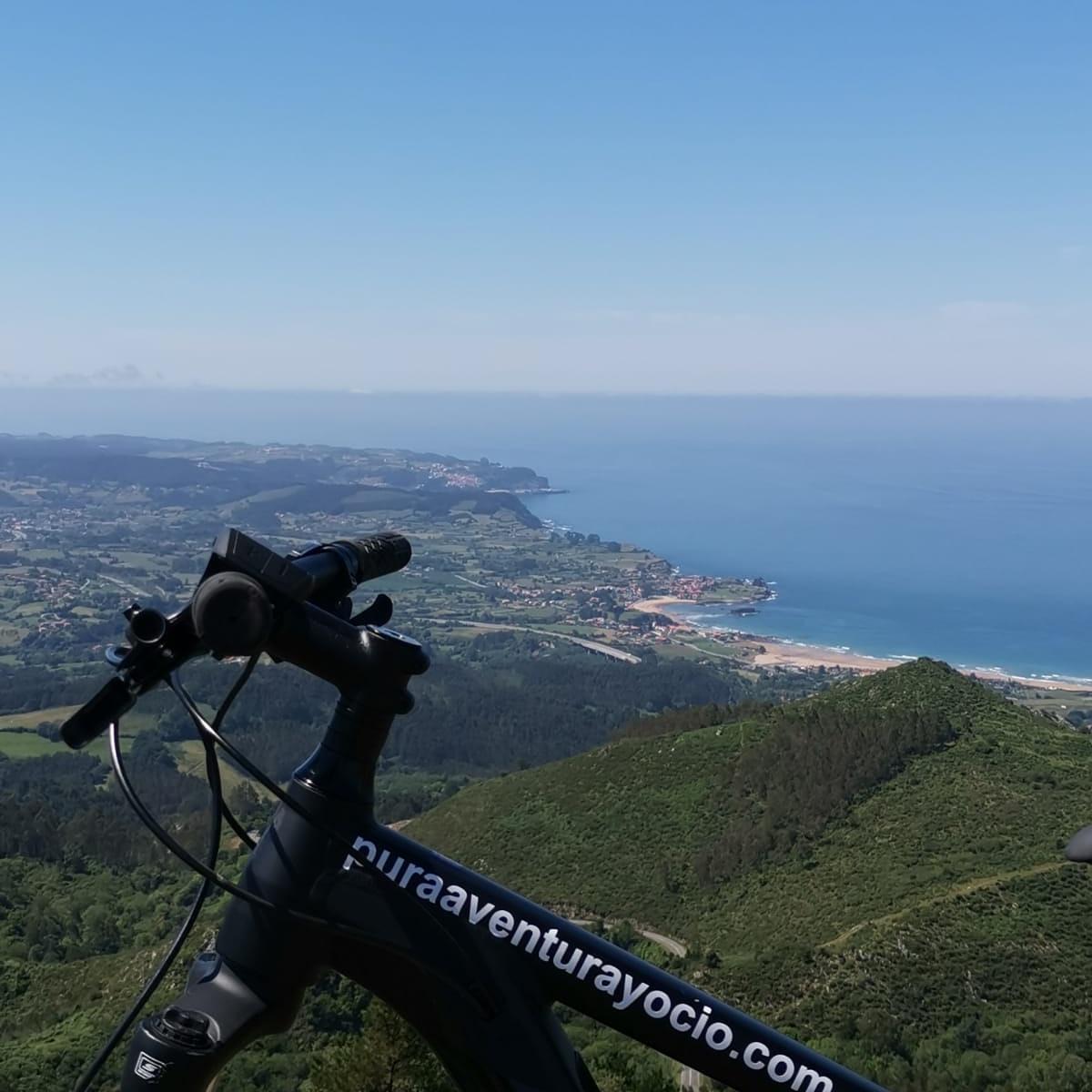 ¿Mar?¿montaña?...pues ambas en la sierra del Sueve. Consultanos sin compromiso o accede a https://t.co/Sw2n0mnyEV #puraaventurayocio #bike #bikeinstagram #piloña #btt #turismoasturias #turismonacional  #ebike #bicielectrica #alquilerdebicicletaselectricas #vistapiloña https://t.co/9HnYs3iHDF