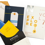 """Image for the Tweet beginning: """"Explore 7"""" collection @NeenahPaper offers"""