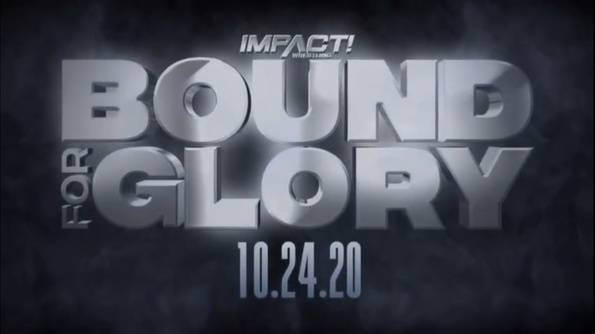 Impact Wrestling Announces A Date For 'Bound For Glory'