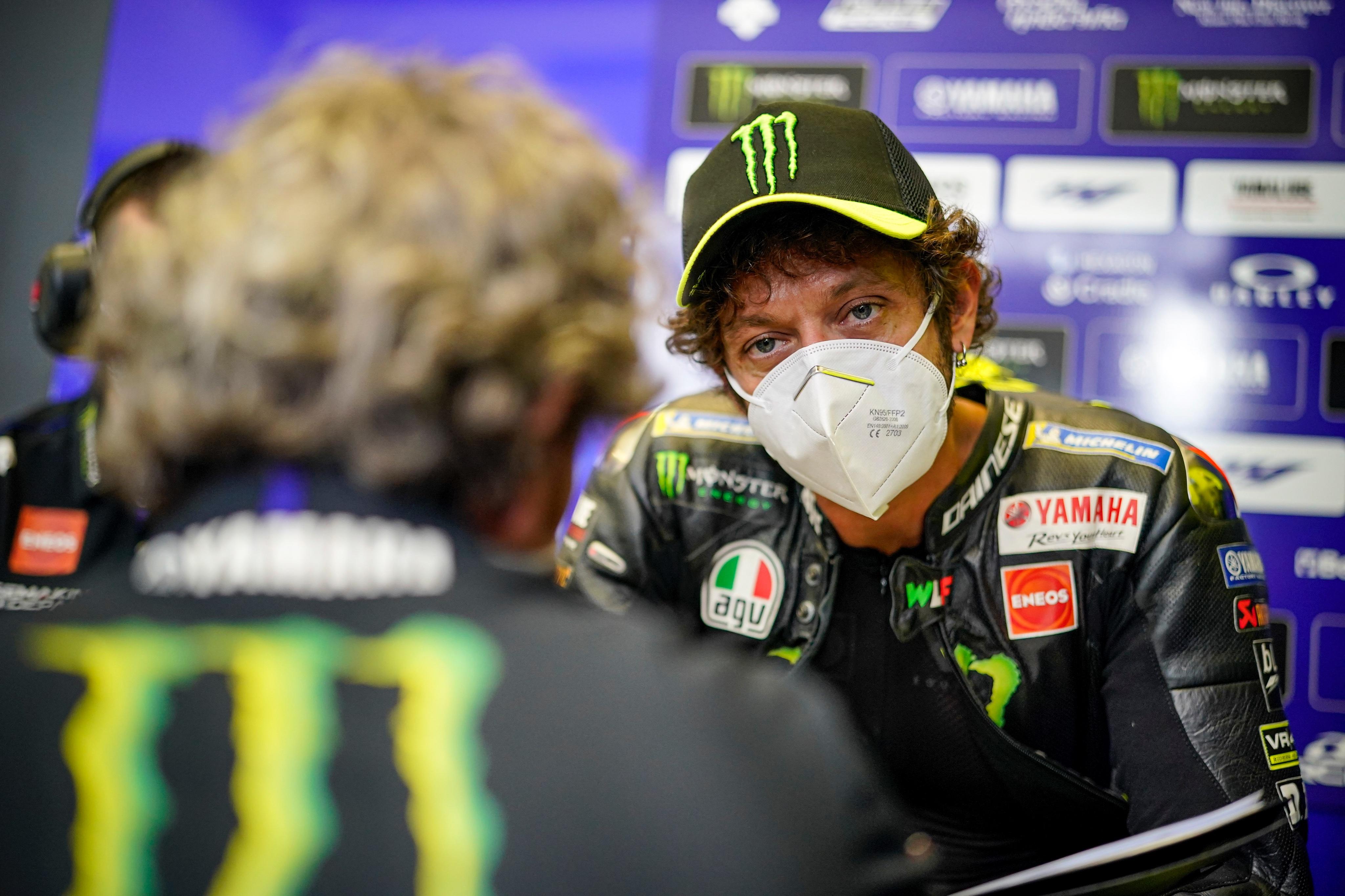 Twitter/Monster Energy Yamaha MotoGP