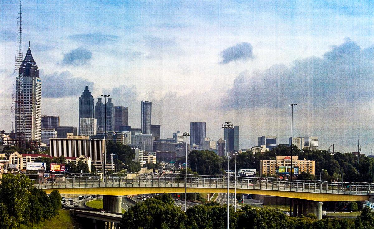 John Lewis - #Atlanta's 17th Street Bridge is large, attractive, prominent and is in #GoodTrouble #JohnLewis' 5th District. We should rename it for him.   @KeishaBottoms @mariasaporta @FOX5Atlanta @cl_atlanta @CityofAtlanta #GAPOL