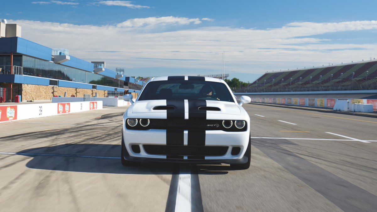 Earn your (racing) stripes with body graphics, decals and appliques from #Mopar -->>  https://t.co/dbh9cGKq6n https://t.co/cvMnY92vBO