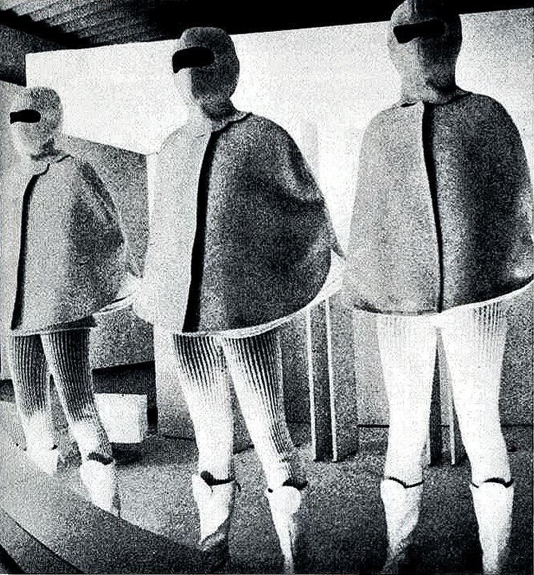 andré courrèges, 1960s