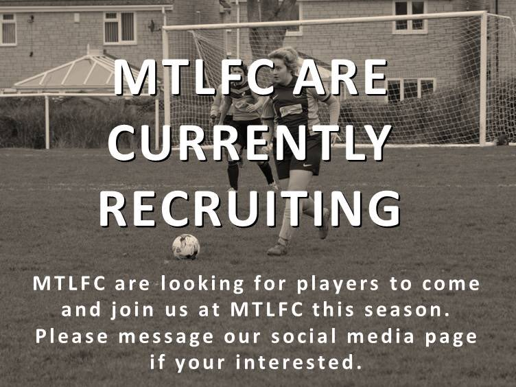 MTLFC are on the look out for new players!