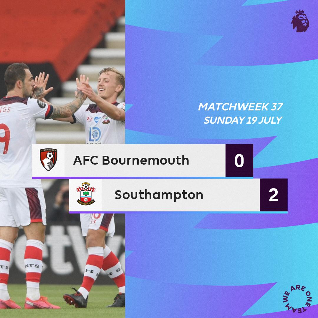 Bournemouth-Southampton