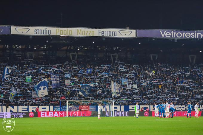 La Spal saluta la Serie A, sperando di ritrovare presto un Paolo Mazza stracolmo di pubblico in Serie A. Brescia-Spal 2-1.