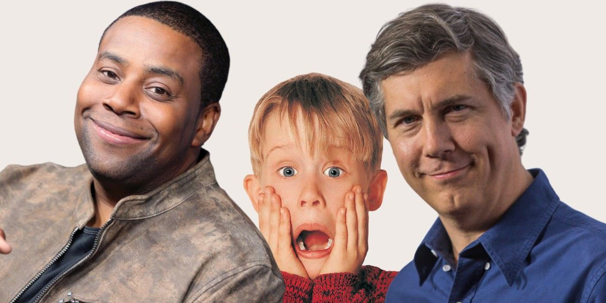 Disney+ #HomeAlone Reboot Casts Kenan Thompson, Chris Parnell & Ally Maki buff.ly/2ZFT6Gj