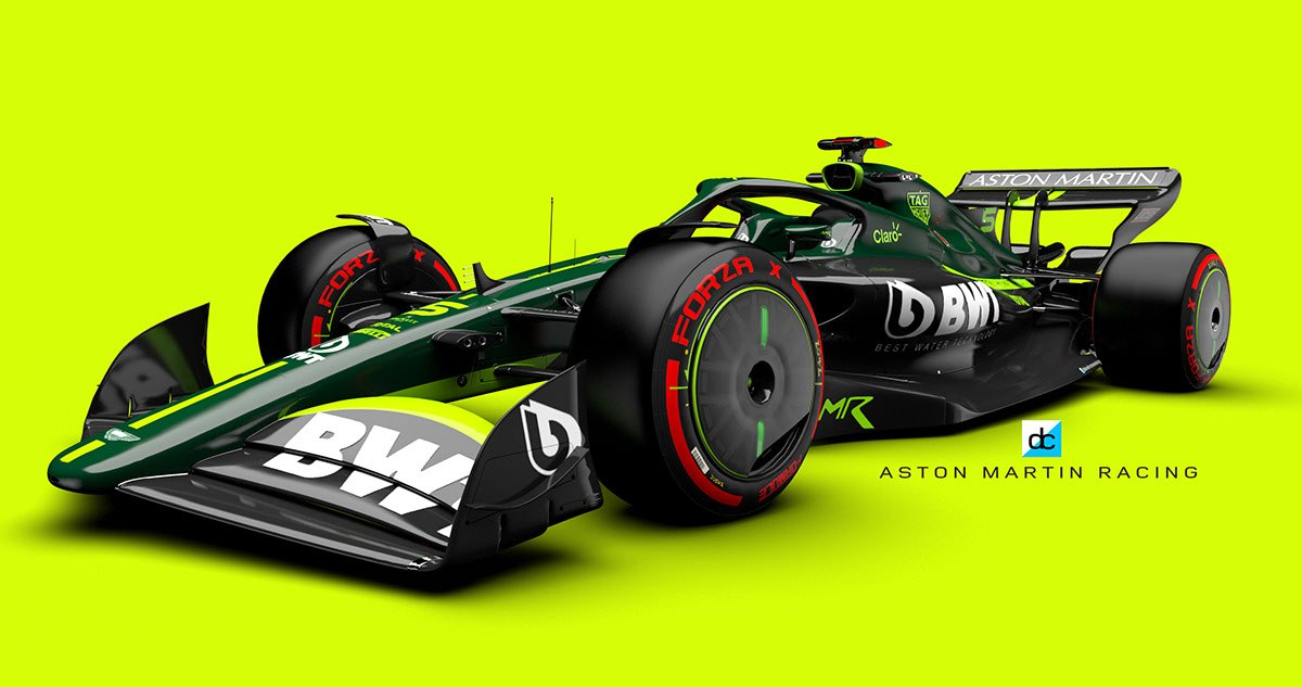 Daniel Crossman On Twitter Aston Martin Racing Concept 2022 Vs 2021 Will We See Vettel Make It There Model Racesimstudio Hungarianggp F1 Vettel Formula1 F12022 Liverydesign Https T Co Browazndhl