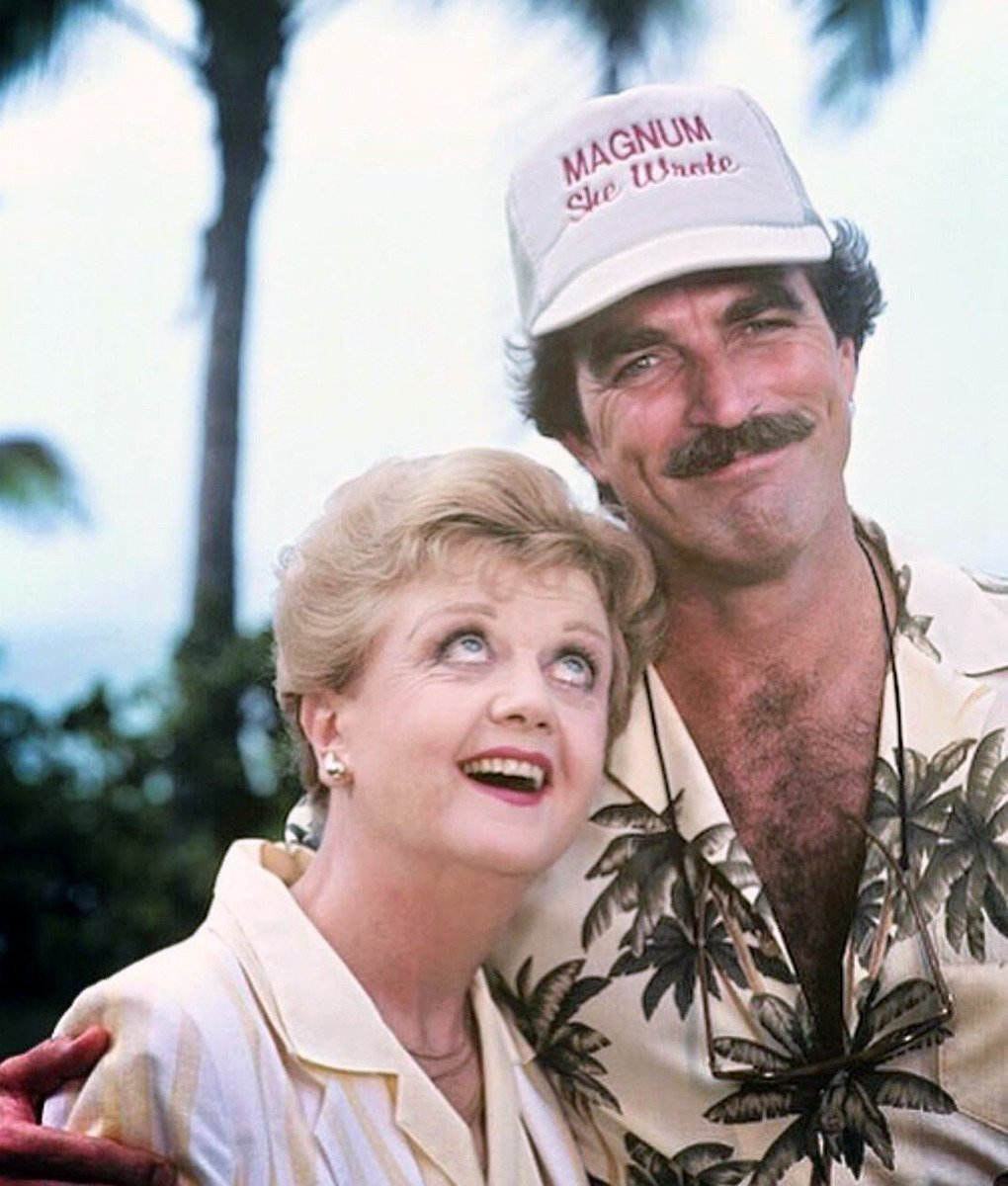 When Murder, She Wrote and Magnum, P.I. shared a story arc that lasted for two episodes