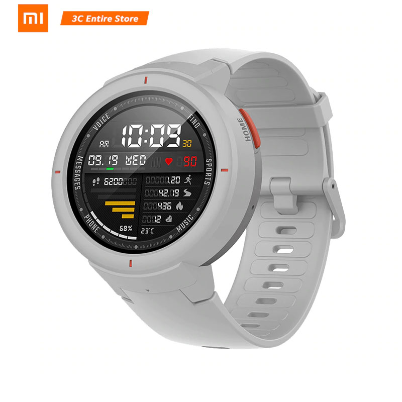 Global Version Xiaomi AMAZFIT Verge 3 GPS Smart Watch IP68 AMOLED Screen Answer Calls Smartwatch Multi Sports for Redmi note 7 https://bit.ly/2WzeSJZ  #smartwatch #smartwatchmurah #watch #miband  #watches #gears #smartwatches #jamtangan #apple  #xiaomi #watchface #iphonepic.twitter.com/MXVwoqB2Ij