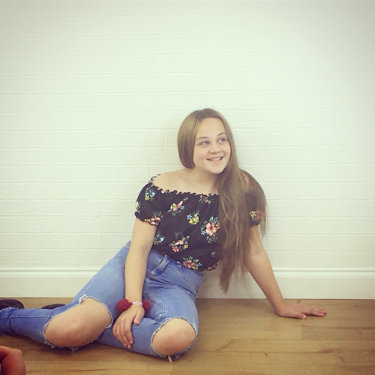 My daughter she could be a #model #modelling #photoshoot #beautiful