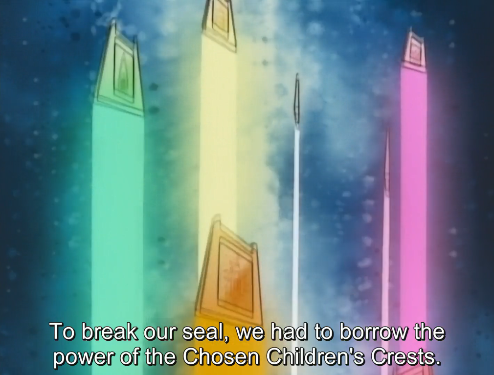 Spiral Mountain Digimon
