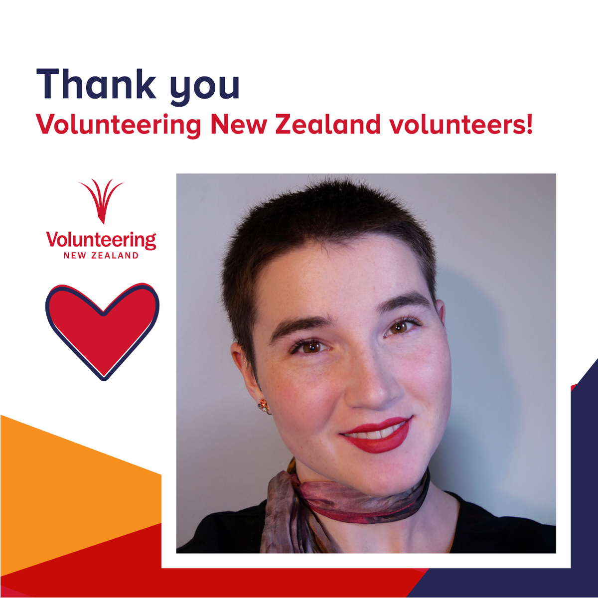 This is a shout out to effort and video skills of one of our volunteers, Emily!  Emily is Volunteering New Zealand's Video and Media Advisor. Thank you Emily for your incredible work ethic, creativity and kindness.  #AotearoaOfKindness https://t.co/xtfJ9ZcVuF