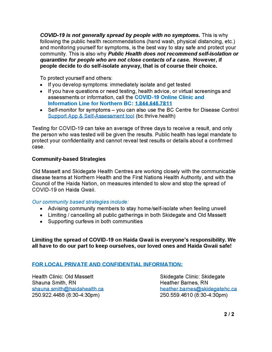 Chn On Twitter July 19 An Important Update Regarding Covid 19 Contact Tracing When An Individual Tests Positive Follow Local Eocs And Chn For Up To Date Notices And Emergency Measures To