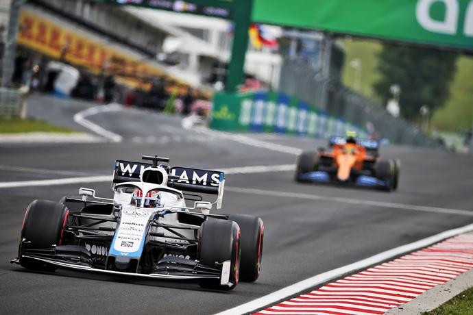 #F1 #HungarianGP | Domingo en Hungría – Williams: no fue un gran día https://t.co/QlKtlBMx3F https://t.co/bmWyB58OWo