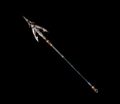 9. Bhindipal (भिन्दीपाल) A type of large spear similar to Harpoon, it was thrown with hand, lesser range but with potential to cause massive damage to enemy, was easily able to pierce armours in close range