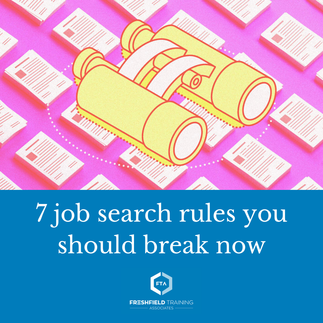 """When you're looking for a job, finding ways to stand out and make a great impression can be everything. But, sometimes, the very """"rules"""" that are supposed to help you do that can hold you back.  Read more: https://t.co/mfI3GIODbH https://t.co/gAGg2BYFtD"""