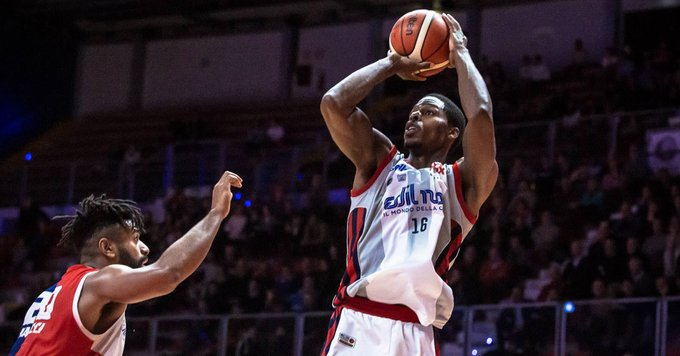 Pisotia Basket, ufficiale il colpo USA DeShawn Sims