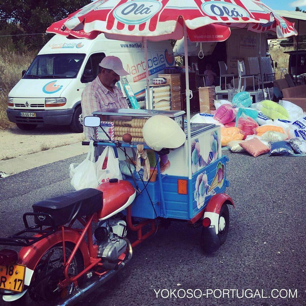 test ツイッターメディア - バイクを改造したアイスクリーム屋さん。 #リスボン #ポルトガル https://t.co/hPvAqVLsjO