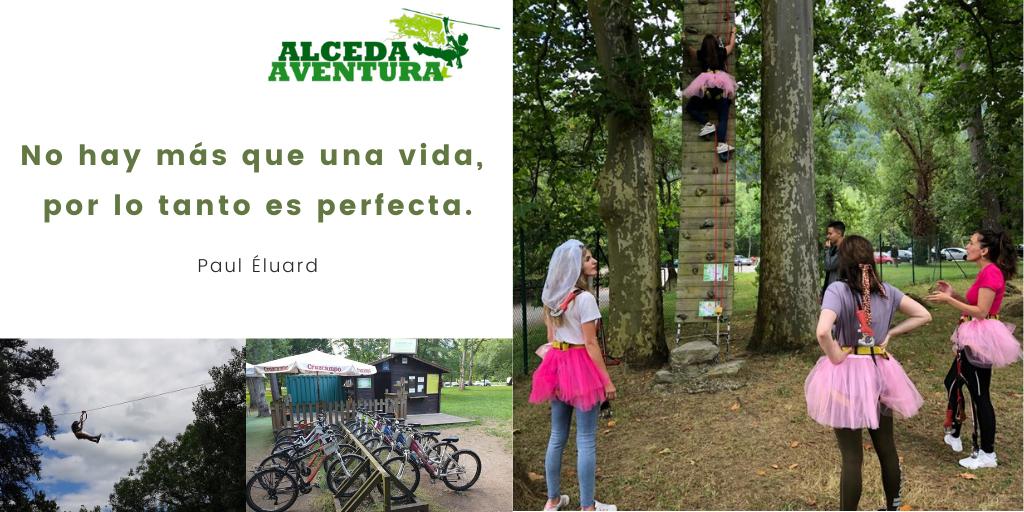 🎁 Haz tu reserva: https://t.co/N7crBuSCJo #parquedeaventura #tirolinas #víaverdedelpas #alquilerdebicicletas #despedidadesolteros https://t.co/tm9ppU9gyC