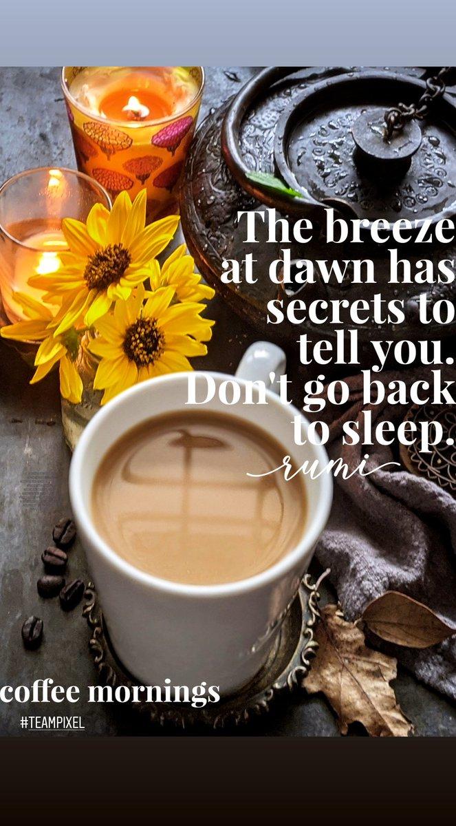#shotwithpixel3xl #phonephotography #coffeemornings #lovecoffee #madewithkitchenaid #gurgaondiaries #coffee #inspiration #coffeequotes #motivation #morningslikethese #whatidoallday @GoogleIndia @madebygoogle #Rumi https://t.co/4Wzb4xnfvh