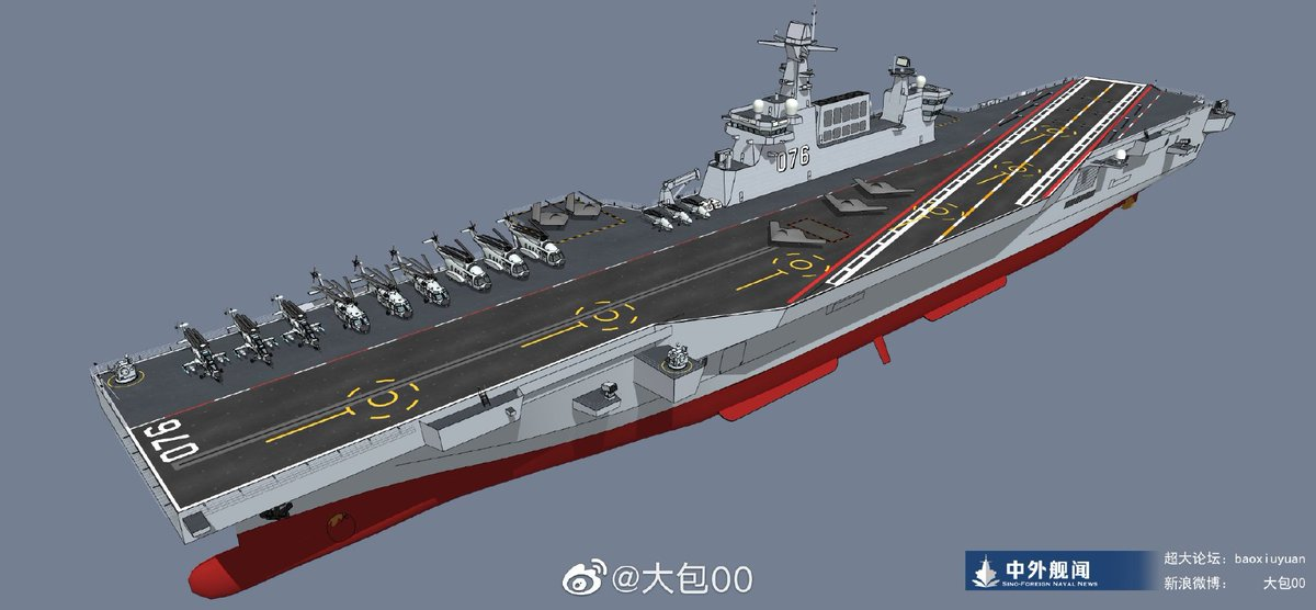 Chinese aircraft carrier program - Page 7 EdWeXFbUwAIyKoo?format=jpg&
