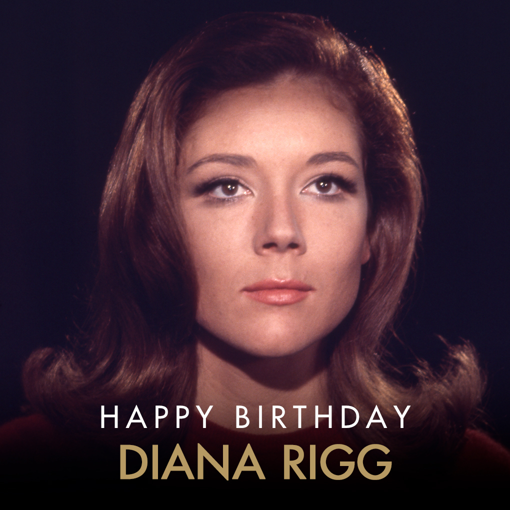 "We have all the time in the world to say a big Happy Birthday to Diana Rigg who played Countess Teresa ""Tracy"" di Vicenzo in ON HER MAJESTY'S SECRET SERVICE. https://t.co/3HB5RhsFIE"