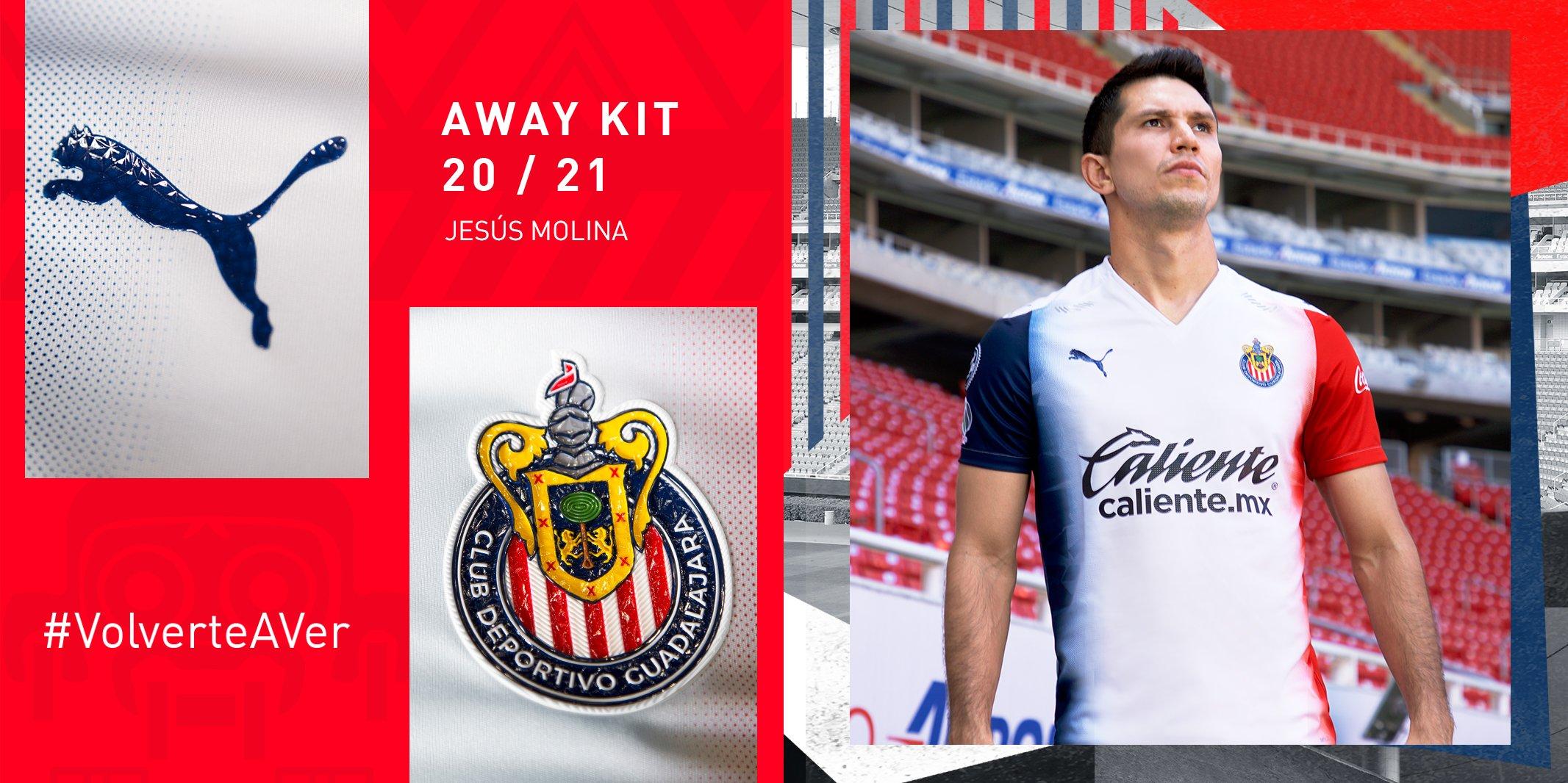 Chivas Go For Classic Kit Besoccer