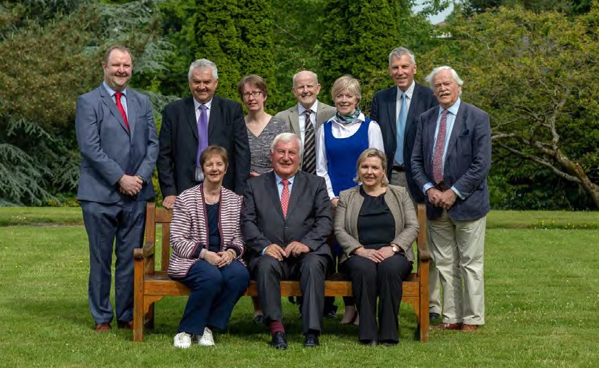 On Friday last, we said goodbye and a very big thank you to our Board members, as their term of office expired. Michael Parsons our Chairman remains in office until October 2021. We look forward to welcoming a new Board. https://t.co/hVQygXbcBU