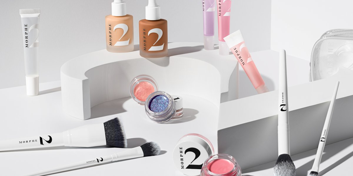 Morphe On Twitter A Little Tint Can Be A Lot Of Fun Introducing Morphe2 Your New Favorite Makeup Line For Dewy Glowy Looks Hint Hint Skin Tint What else you need to know: hint hint skin tint