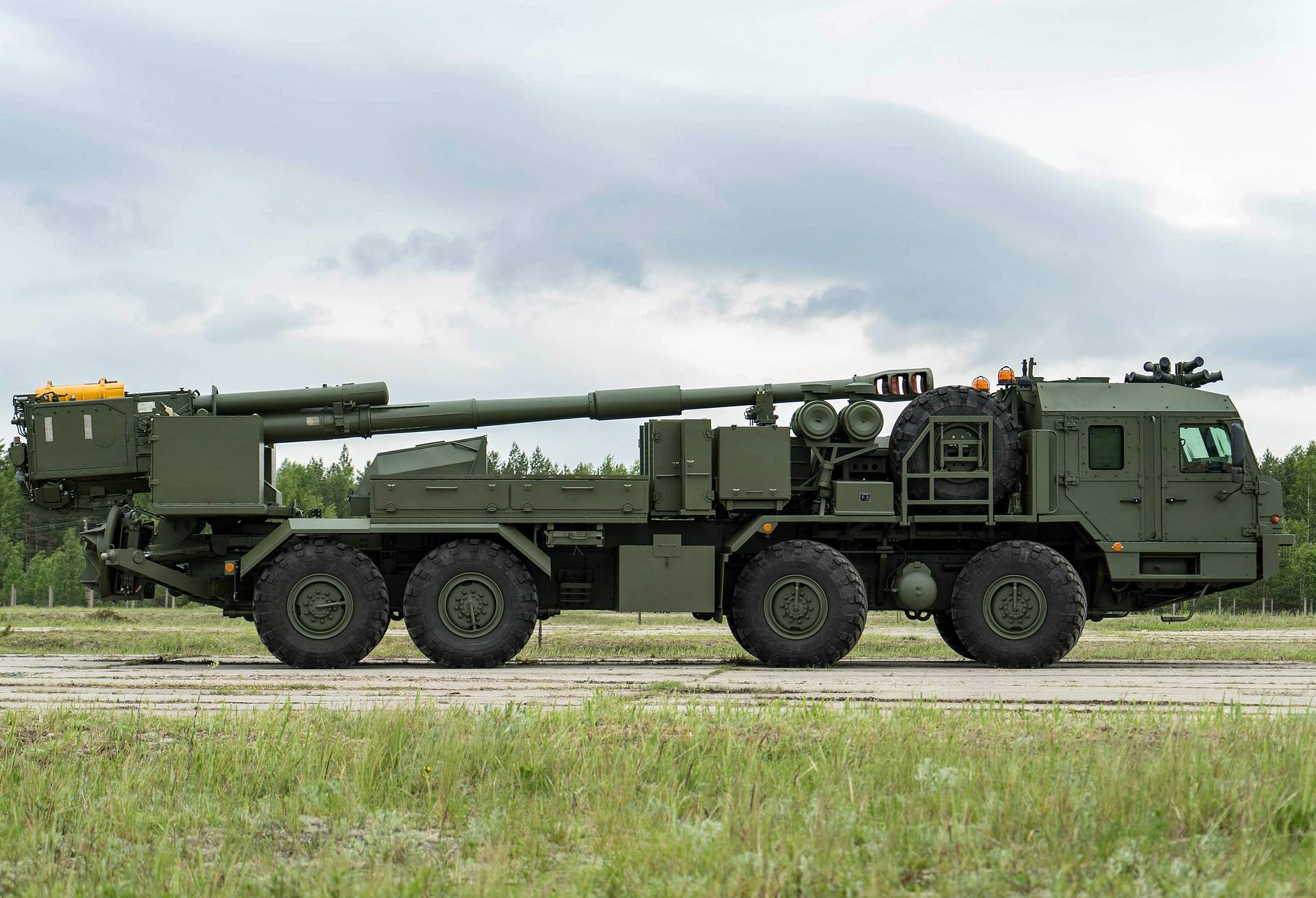 Russian Gun Artillery: Discussion Thread - Page 13 EdXCpuoWAAAGJV5?format=jpg&name=large