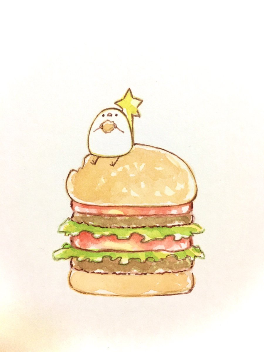 パン美味しい。  #ハンバーガーの日 https://t.co/aSV6jno4cL