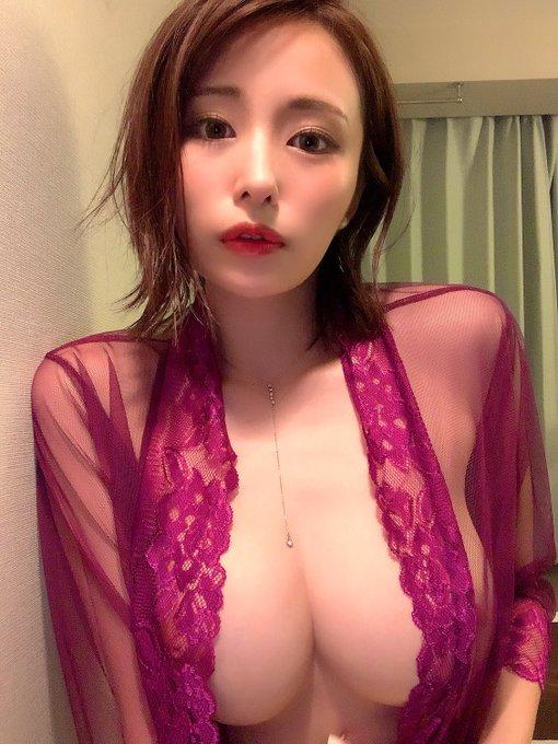 AV女優伊藤舞雪のTwitter自撮りエロ画像13