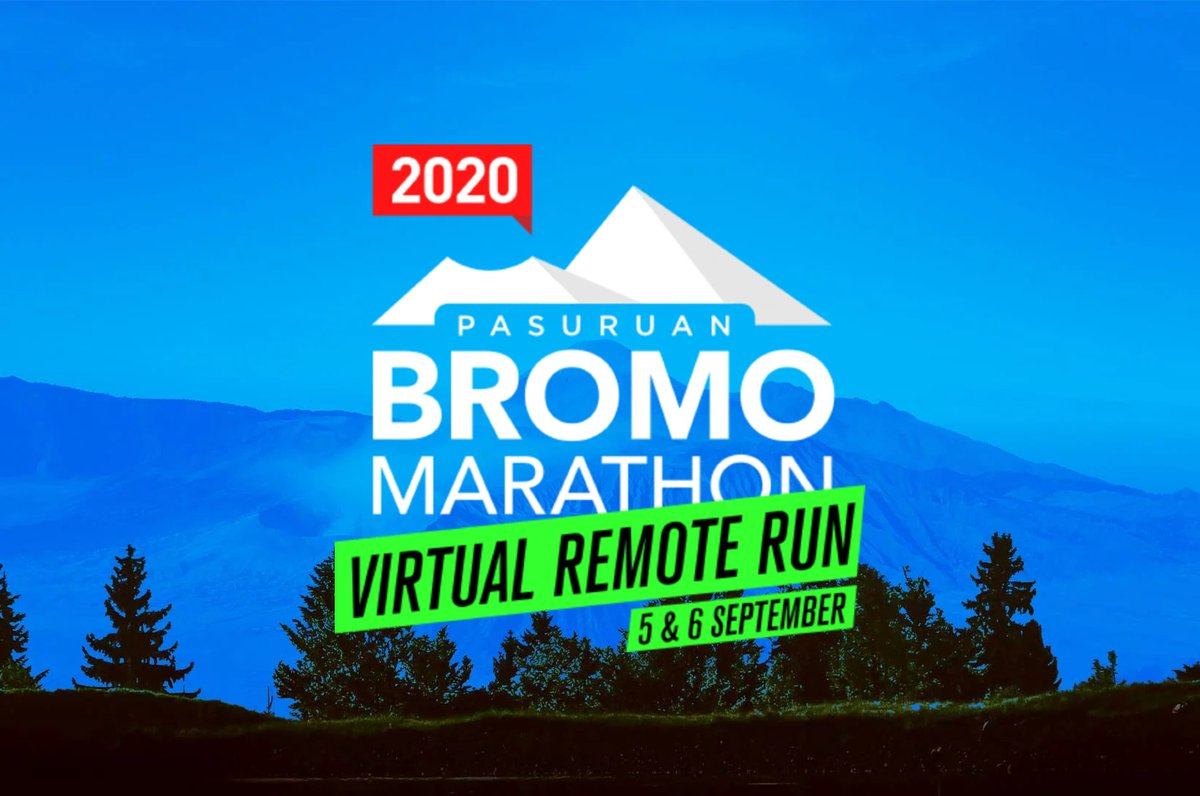 Bromo Marathon Virtual Remote Run • 2020