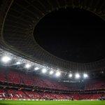 Image for the Tweet beginning: 🏟️ Name the stadium!