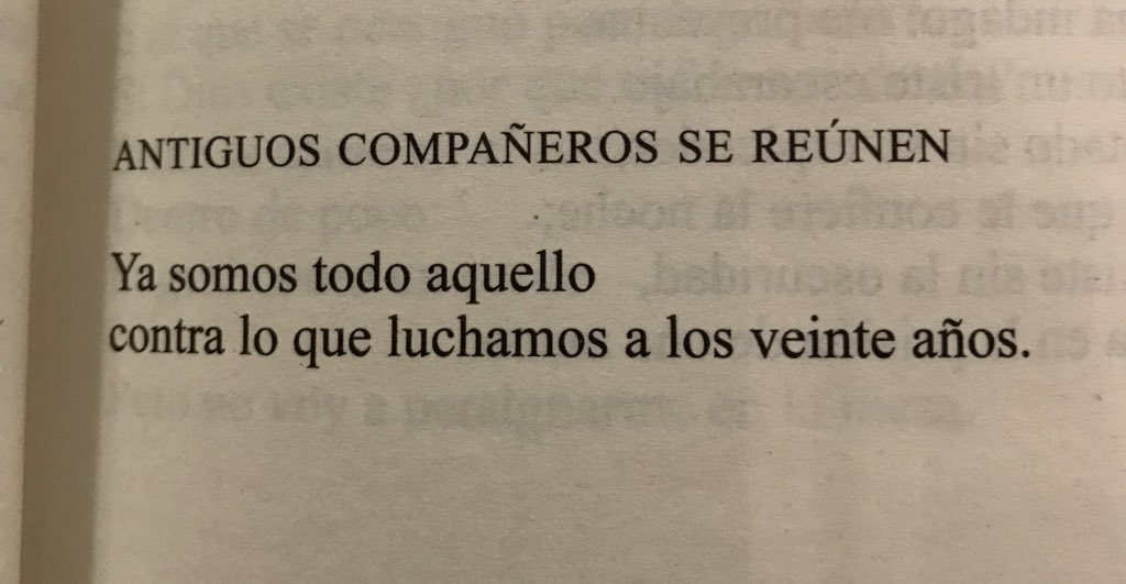 RT @literlandweb1: La condición humana, según José Emilio Pacheco: https://t.co/HYmns3QB8h