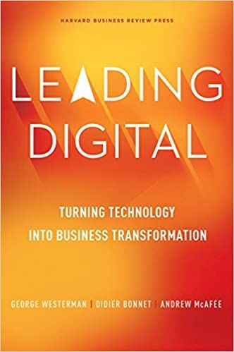 Leading Digital: Turning Technology into Business Transformation https://t.co/J8kPB1sE0W via @didiebon on @Thinkers360 #DigitalTransformation #DigitalDisruption #BusinessStrategy https://t.co/cHg4KaEbNf