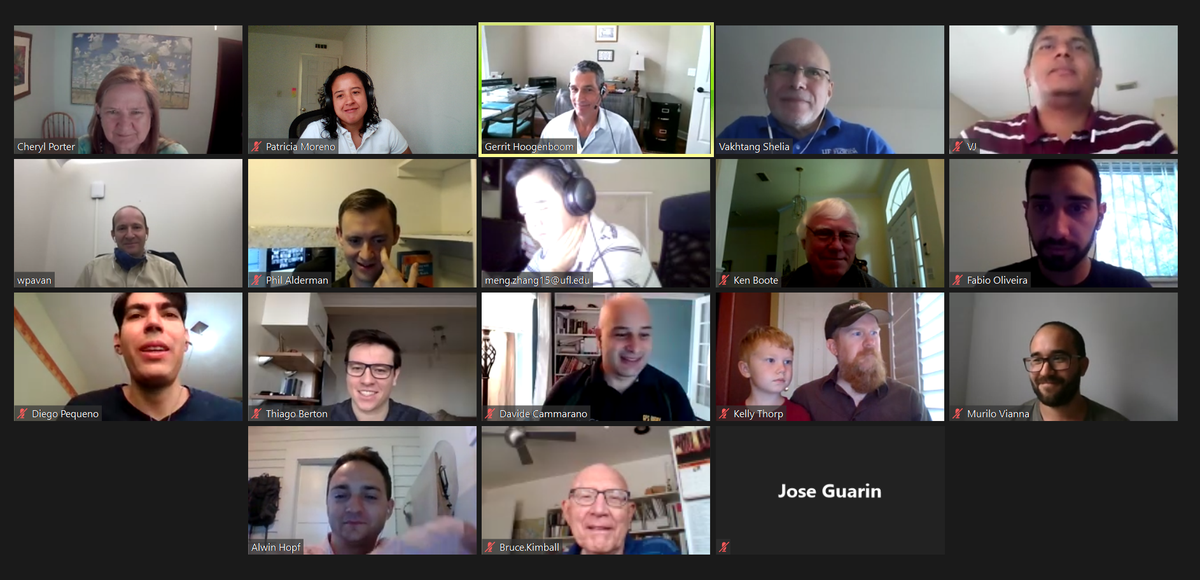 DSSAT Development Sprint (virtual meeting) @UF_ABE @DSSATFoundation
