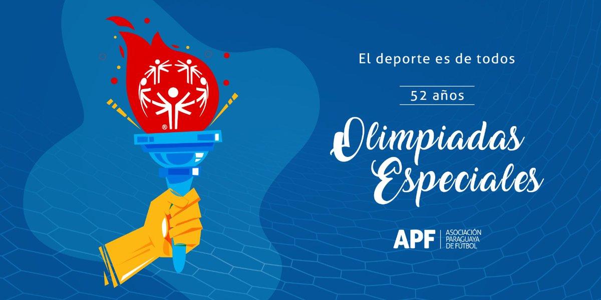 Este 20 de julio se celebra un nuevo aniversario de la creación de las #OlimpiadasEspeciales. Una ocasión para honrar a los atletas de todo el mundo y seguir trabajando por la tolerancia, el respeto y la inclusión.  #SpecialOlympics 🙌 https://t.co/wZ9hhYTMrR
