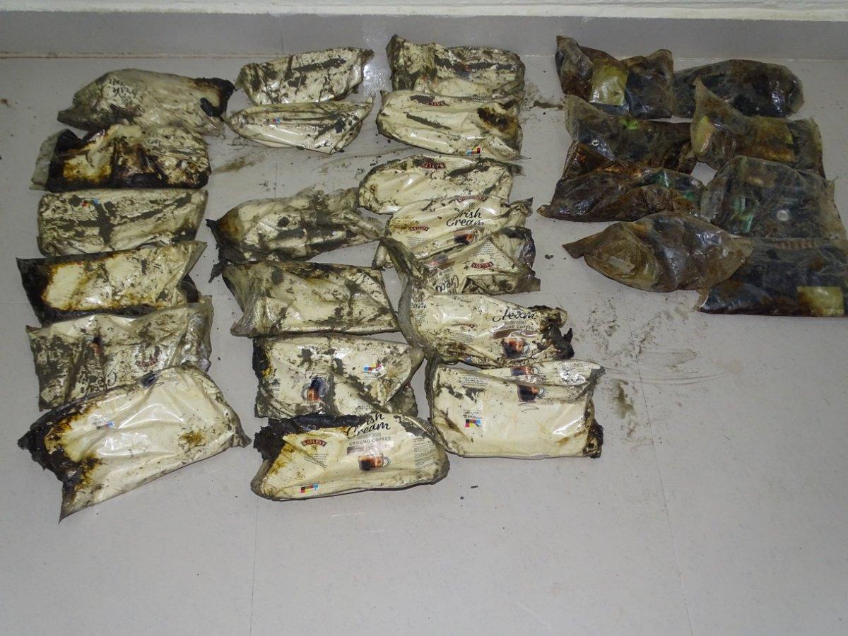 Coast Guard recovers 28 more packets of Charas near Jakhau coast