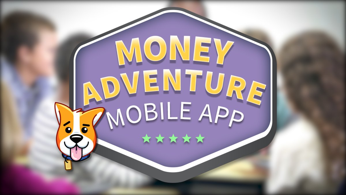 Money Adventure is an interactive mobile app that allows students to interact with a virtual $20 bill and examine the historical designs on #uscurrency. Download today!  https://t.co/jbGKL297Jb #edapp https://t.co/E0ZvifP4WS