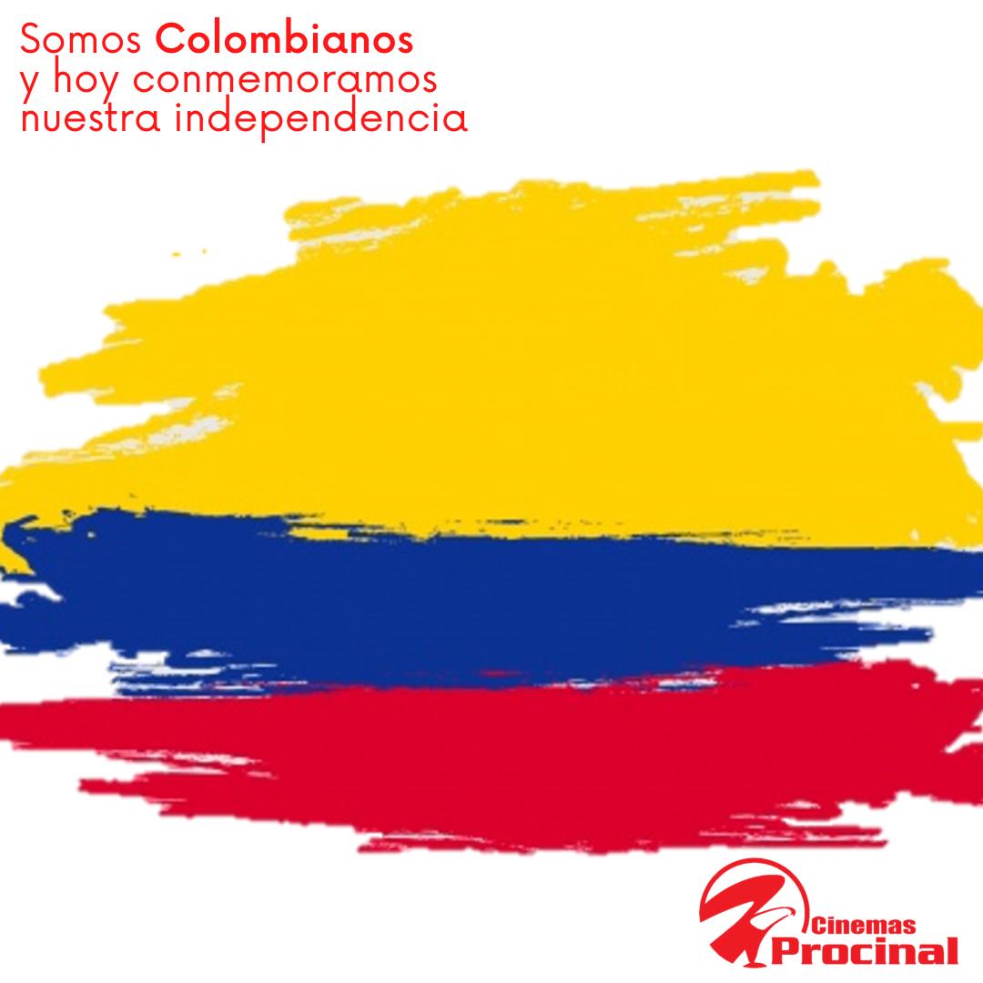 Orgullos de ser Colombianos #20DeJulio #diadelaindependencia https://t.co/OUCU21ZeoC