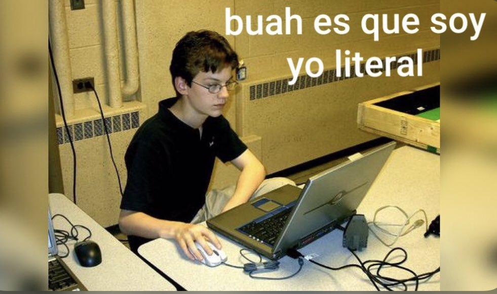 Buah Esq Soy Yo Literal On Twitter