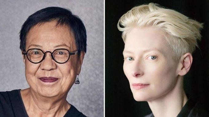 Festival de Cine de Venecia 2020  - Hui y Tilda Swinton, galardonadas con el León de Oro